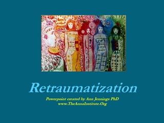 Sanctuary Trauma and Retraumatization Digital slide making software