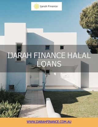 Halal Loans,Online HTML PPT displaying platform