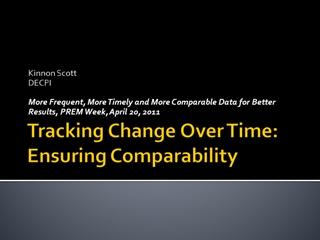 Tracking Change Over Time Ensuring Comparability Digital slide making software