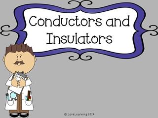 Conductors and Insulators, schools, scienceclips, ages, 8_9, circuits_conductors_fs,