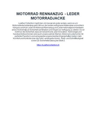 MOTORRAD RENNANZUG Digital slide making software