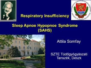 Respiratory Insufficiency, Sleep related Breathing Disorders,