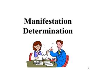 Manifestation Determination - grant.kyschools.us Digital slide making software