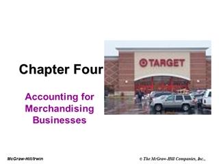 Accounting for Merchandising Businesses Digital slide making software