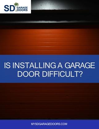 Garage Door Installation San Diego Digital slide making software