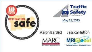 May 13, 2015, Aaron Bartlett, Jessica Hutton, Background, Destination Safe,