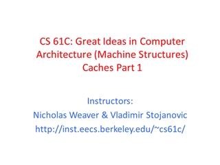 CS 61C_ Great Ideas in Computer Architecture (Machine,