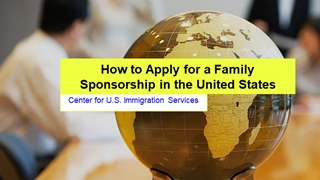 How to Apply for a Family Sponsorship in the United States Digital slide making software