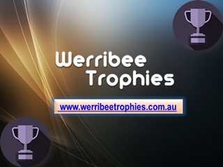 Werribee Trophies - Melbourne's Leading Trophy Shop Digital slide making software