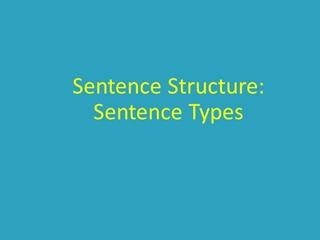 Sentence_Structure_Types,Online HTML PPT displaying platform