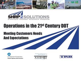SHRP2 - Transportation.org,