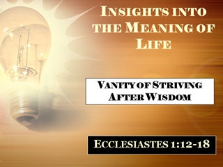 Insights into the Meaning of Life - Harrodsburg Church of Digital slide making software