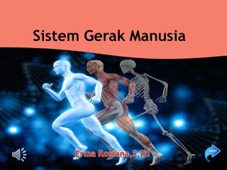 SISTEM GERAK MANUSIA (OTOT) Digital slide making software