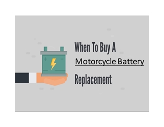 When To Buy A Motorcycle Battery Replacement,Online HTML PPT displaying platform