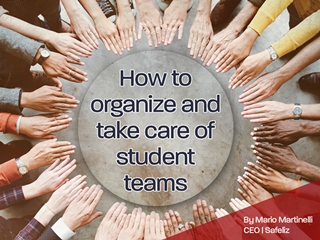 SERMON MENTAL HEALTH - The organization of the student teams, the attention to the,