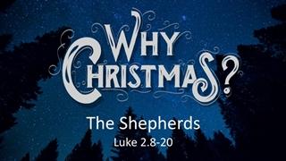 Advent The Shepherds - Luke 2 8-21 - Grace Bible College,