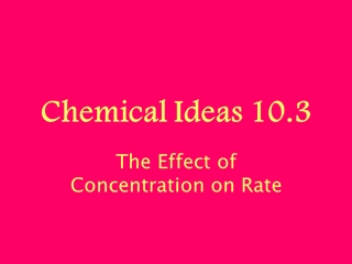 Chemical Ideas 10.3 - University of York Digital slide making software