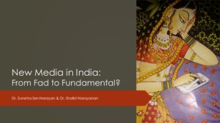 Mapping the Impact of New Media in India,