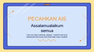 Masjid Destinasiku,Online HTML PPT displaying platform